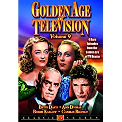Golden Age of Television, Volume 9