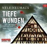 Tiefe Wunden: 5 CDs (Ein Bodenstein-Kirchhoff-Krimi, Band 3)