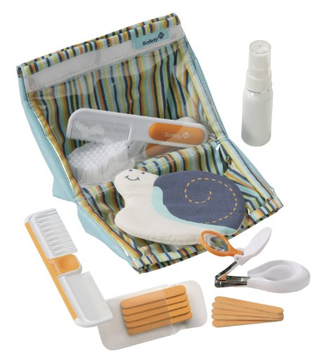 Safety 1St Baby'S 1St Complete Grooming Kit front-968398