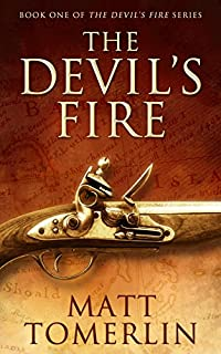 (FREE on 12/3) The Devil's Fire: A Pirate Adventure Novel by Matt Tomerlin - http://eBooksHabit.com