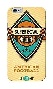 KnapCase Super Bowl Designer 3D Printed Case Cover For Apple iPhone 6