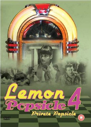 Lemon Popsicle 4 - Private Popsicle [Import anglais]