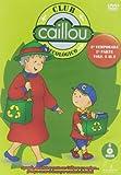 Caillou Ecológico - Temporada 5, Volúmenes 5-8 [DVD] en Castellano