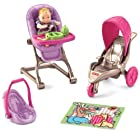 Fisher-Price Loving Family Everything for Baby Children