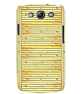GADGET LOOKS PRINTED BACK COVER FOR Samsung Galaxy S3 MULTICOLOR