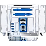 R 2 D 2 Robot Design Pattern Print Playstation 3 & Ps3 Slim Vinyl Decal Sticker Skin By Trendy Accessories