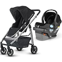 UPPAbaby Cruz Travel System with Mesa, Jake
