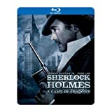 Sherlock Holmes: A Game of Shadows [Blu-ray Steelbook]