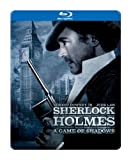 Sherlock Holmes: A Game of Shadows [Blu-ray] [2011] [US Import]