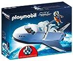 Playmobil - 6196 - Navette spatiale e...
