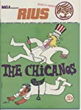 The Chicanos (0916024113) by Rius
