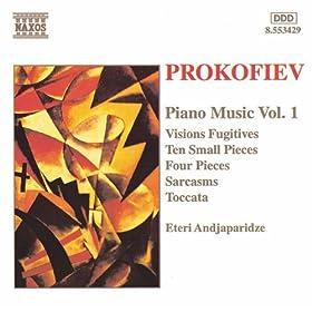 4 Pieces, Op. 4: I. Reminiscences: Tranquillo