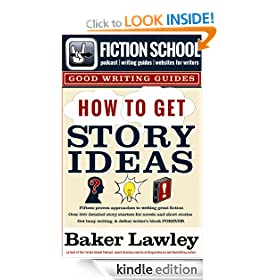 How To Get Story Ideas (Good Writing Guides from Fiction School)