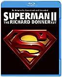 スーパーマンII リチャード・ドナーCUT版(初回生産限定スペシャル・パッケージ) [Blu-ray]