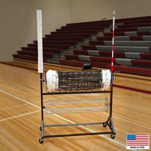 [해외]재킷 체육 배구 네트 와인 안테나 장바구니/Blazer Athletic Volleyball Net Winder   Antenna Cart