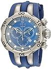 Invicta Men's 14415 Jason Taylor Analog Display Swiss Quartz Blue Watch