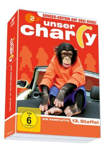 Unser Charly - Die komplette 13. Staffel [3 DVDs]