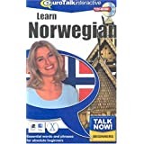 Talk Now! Learn Norwegian. CD-ROM: Essential Words and Phrases for Absolute Beginnersby EuroTalk