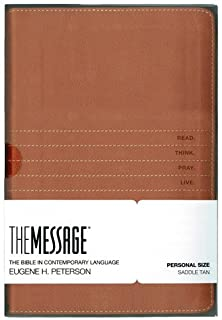The Message Personal Size, With Topical Concordance