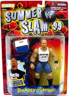 WF Summer Slam '99 Deadly Games Stone Cold Steve Austin