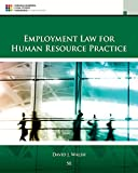 Employement Law for Human Resource Practice