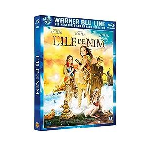 L'ile de Nim [Blu-ray]