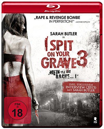 I Spit On Your Grave 3 - Mein ist die Rache [Blu-ray] [Alemania]
