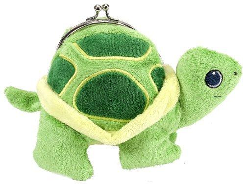 "Clasp Turtle Purse 6"" by Wild Republic - 1"