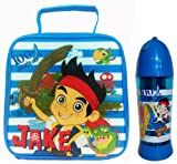 Jake and the Never Land Pirates Lunch Bag and Flip 'n' Sip Bottle