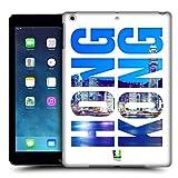 Head Case Designs 香港スカイライン シティ・スナップ ハードバックケース Apple iPad Air