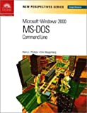img - for New Perspectives on Microsoft MS-DOS Command Line - Comprehensive book / textbook / text book