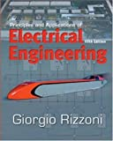 img - for Principles and Applications of Electrical Engineering [Hardcover] [2005] (Author) Giorgio Rizzoni book / textbook / text book
