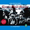 Classic Ghost Stories 1 Audiobook by Bram Stoker, F. Marion Crawford, Charles Dickens, Edgar Allan Poe,  Saki, O. Henry, Rudyard Kipling, M.R. James, P.C. Wren, Vincent O'Sullivan Narrated by Richard Pasco