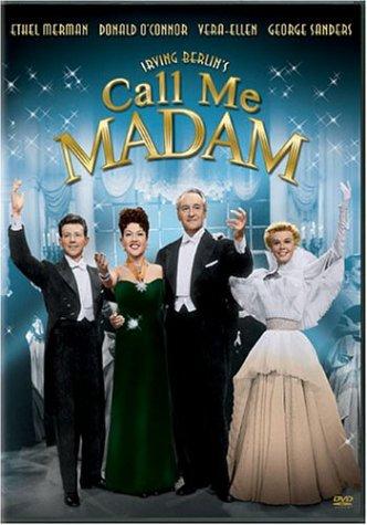 Call Me Madam / Назовите меня мадам (1953)
