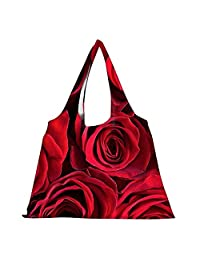 Snoogg High Strength Reusable Shopping Bag Fashion Style Grocery Tote Bag Jhola Bag - B01B97FUFW