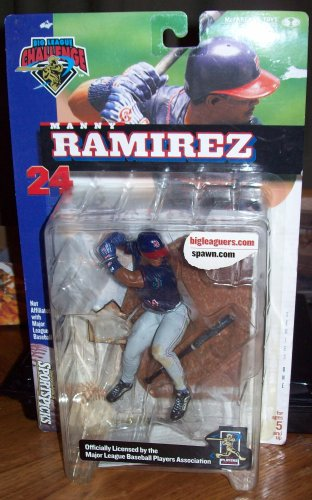 Manny Ramirez McFarlane Big League Challenge