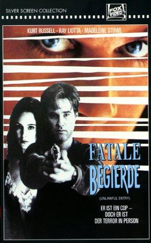 Fatale Begierde [VHS]