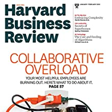 Harvard Business Review, January 2016 Periodical by Harvard Business Review Narrated by Todd Mundt