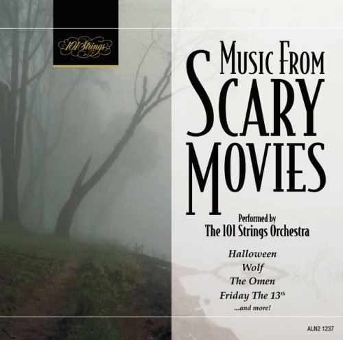 101 Strings Orchestra - Music From Scary Movies - Zortam Music