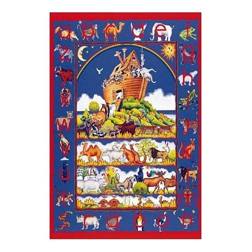 Cheap Fun Sunsout Animal Alphabet Floor 48 Piece Jigsaw Puzzle (B000BXJYRQ)