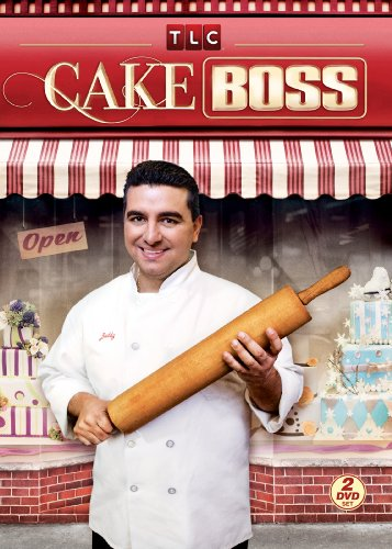 Cake Boss Season 2 DVD Set