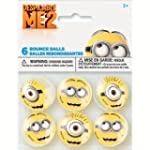Unique Despicable Me Bounce Balls (6-...