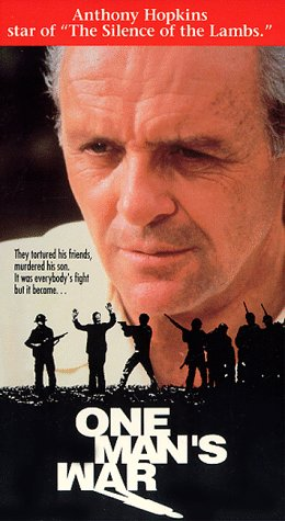 One Man's War [VHS] [Import]