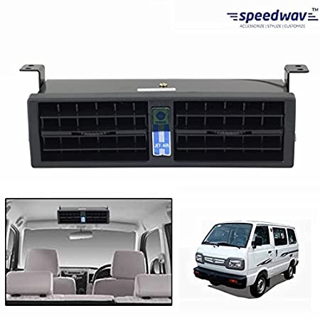 Speedwav Jet Air Car A/C Air Circulating Roof Fan Unit-Maruti Omni