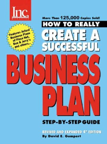 How to Really Create a Successful Business Plan: Step-by-Step Guide