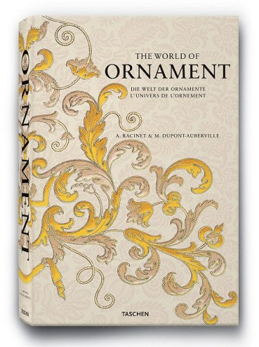 The World of Ornament, Batterham, David