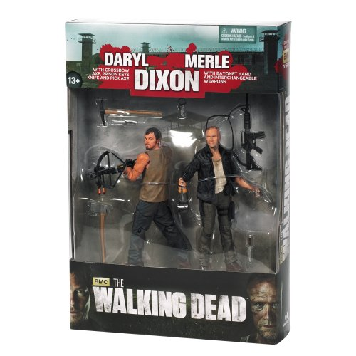 McFarlane Toys The Walking Dead TV Series 4 Dixon