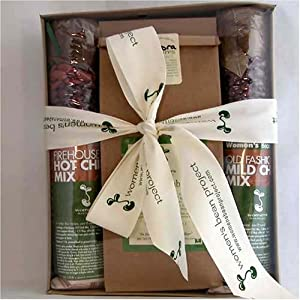 Chili Lovers Gourmet Food Bundle by Women's Bean Project