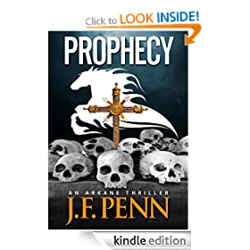 Prophecy. An ARKANE thriller. (Book 2)