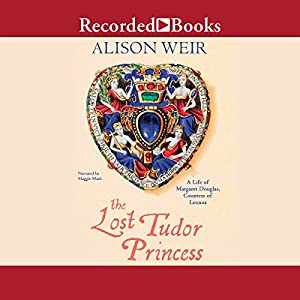 The Lost Tudor Princess Audiobook